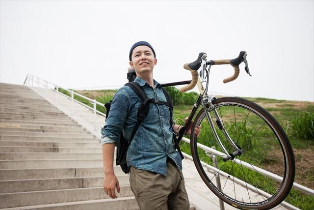 Q&A「北海道まで自転車は輸送? それとも手持ち? 袋や梱包は?」